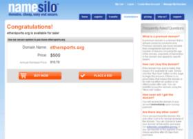 ethersports.org