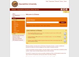 etheses.saurashtrauniversity.edu