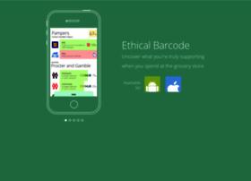 ethicalbarcode.com