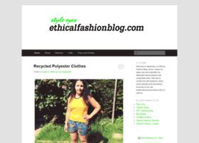 ethicalfashionblog.com
