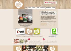 ethicalfruitcompany.co.uk