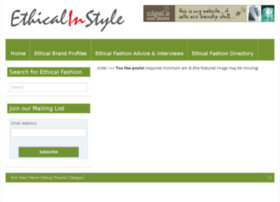 ethicalinstyle.com