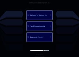 ethicalinvestor.com.au