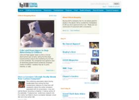 ethicalshopping.com