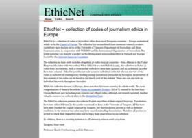 ethicnet.uta.fi