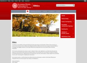 ethics.illinoisstate.edu