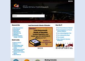 ethics.maryland.gov