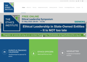 ethicsa.org