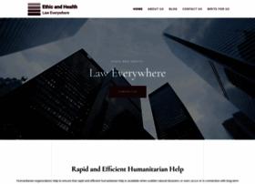ethicsinhealth.org