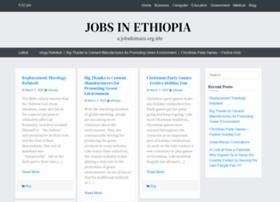 ethiopia.jobsdomain.org