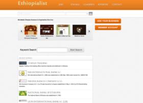 ethiopialist.com