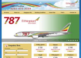 ethiopianairticket.com
