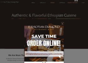 ethiopiandiamondrestaurants.com