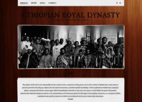 ethiopiandynasty.weebly.com