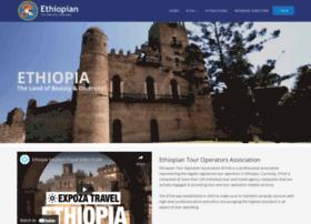 ethiopiantourassociation.com