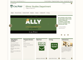 ethnicstudies.calpoly.edu