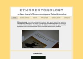 ethnoentomology.cz