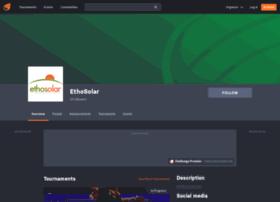 ethosolar.challonge.com