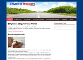 ethylotest-obligatoire.org