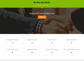 eticaretsitesi.net