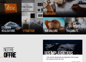 eticeurope.com