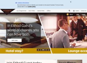 www.etihadguest.com Visit site