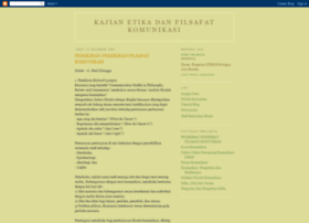 etika-filsafat-komunikasi.blogspot.com