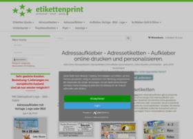 etikettenprint.com