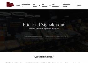 etiq-etal.com