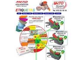 etiquetas.meto-spain.es