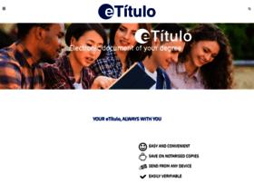 etitulo.com
