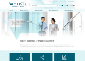 etixis.fr