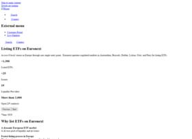 etp.euronext.com