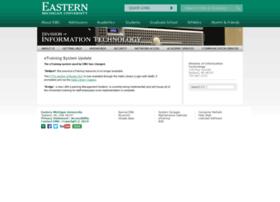 etraining.emich.edu