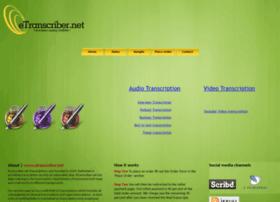 etranscriber.net