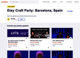 etsycraftparty-barcelona-eorg.eventbrite.com