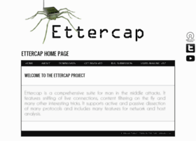 ettercap.sourceforge.net