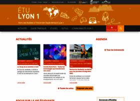 etu.univ-lyon1.fr