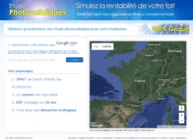 etudes-photovoltaique.com