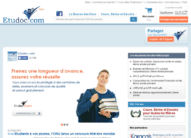 etudoc.com