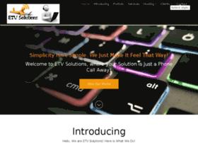 etvsolutions.net