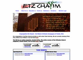 etzchayimtoledo.org