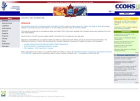 eu-ccohs.org