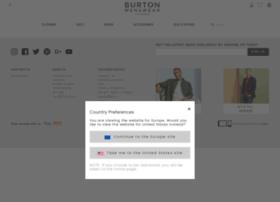 eu.burton-menswear.com