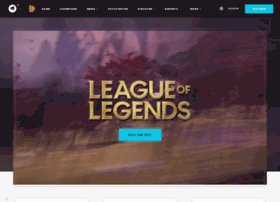 eu.leagueoflegends.com