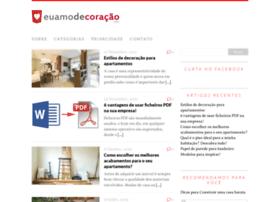euamodecoracao.com