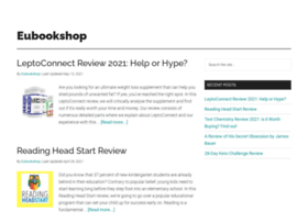 eubookshop.com