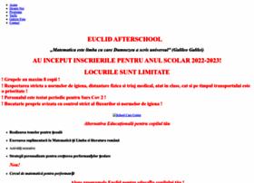 euclidafterschool.ro