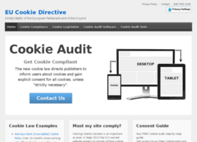 eucookiedirective.com