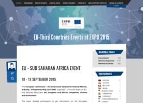 euexpo2015-africa.talkb2b.net